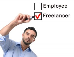 Freelance PR or employee